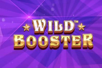 Wild Booster Slot Logo