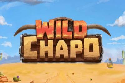 Wild Chapo Slot Logo