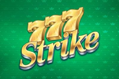 777 Strike Slot Logo