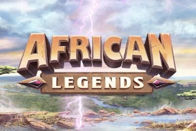 African Legends Major Wowpot Slot Logo