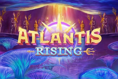 Atlantis Rising Slot Logo