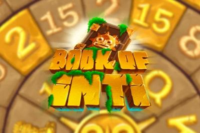 Book of Inti Slot Logo