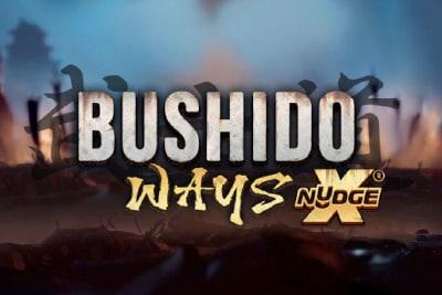 Bushido Ways Slot Logo