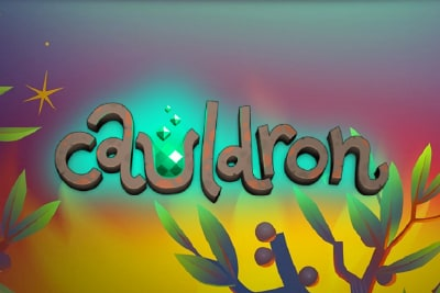 Cauldron Slot Logo