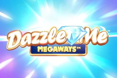 Dazzle Me Megaways Mobile Slot Logo