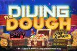 Diving Dough Yggdrasil Slots Tournament