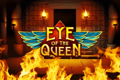 Eye of the Queen Slot Logo