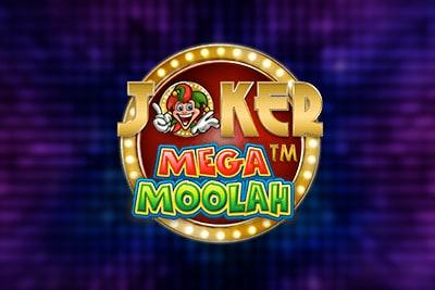 Joker Mega Moolah Slot Logo