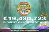 Mega Moolah Biggest Online Slot Win Ever