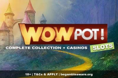 Microgaming Wowpot Jackpots Slots Collection