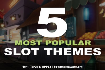Most Popular Slot Themes Online