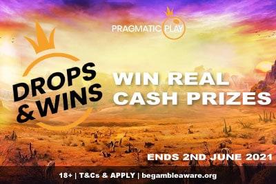 Pragmatic Play Drops & Wins May 2021