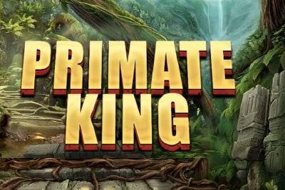 Primate King Mobile Slot Logo