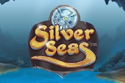 Silver Seas Slot Logo