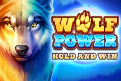 Wolf Power Slot Logo