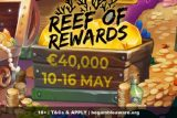 Yggdrasil Reef of Rewards Slot Tournament