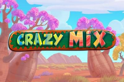 Crazy Mix Slot Logo