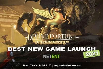 Divine Fortune Megaways Best New Game 2021