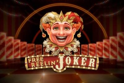 Free Reelin Joker Mobile Slot Logo