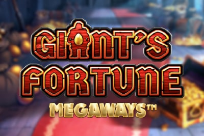 Giants Fortune Megaways Slot Logo