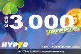 Join In The Hyper Casino Slot Tournament - June 2021