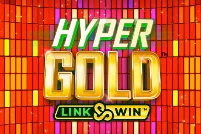Hyper Gold Mobile Slot Logo