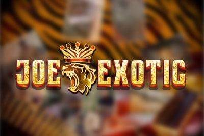 Joe Exotic Slot Logo