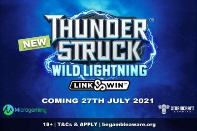 New Thunderstruck Wild Lightning Mobile Slot Coming Soon