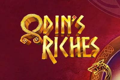Odins Riches Slot Logo
