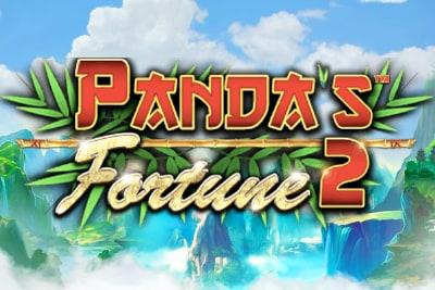 Panda's Fortune 2 Slot Logo