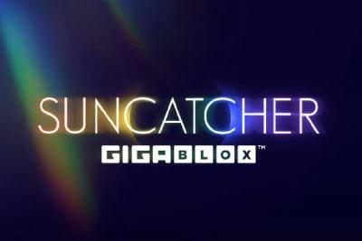 Suncatcher Gigablox Slot Logo