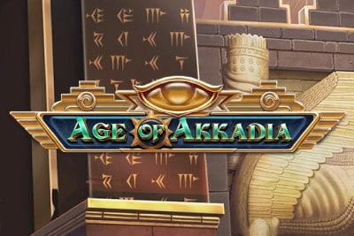 Age of Akkadia Slot Logo