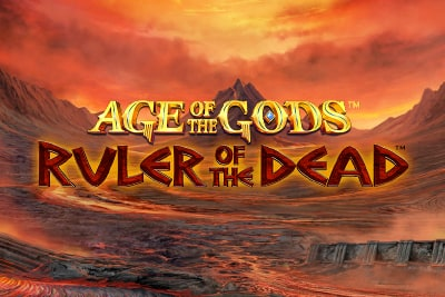 Age of the Gods Ruler of the Dead Slot Logo