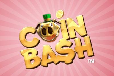Coin Bash Slot Logo