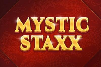 Mystic Staxx Slot Logo