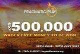 £€$500K Pragmatic Play Real Money Casino Prizes - July 2021