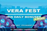 Vera Fest - Win Daily Bonuses & More