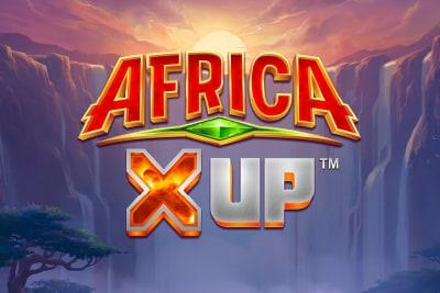Africa XUP Slot Logo