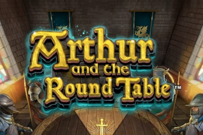 Arthur and the Round Table Slot Logo
