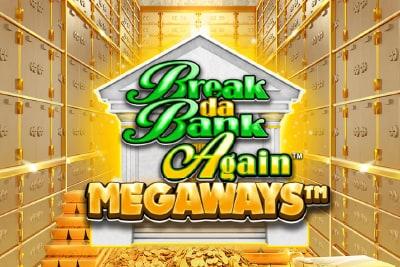 Break Da Bank Again Megaways Slot Logo