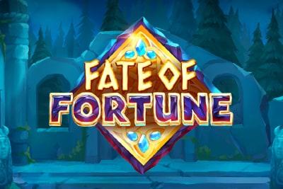 Fate of Fortune Mobile Slot Logo