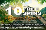 Mr Green Casino: Get 10 Gonzo's Quest Free Spins