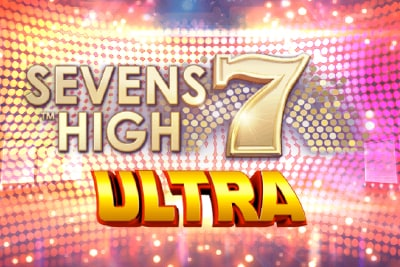 Sevens High Ultra Slot Logo