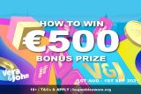 Vera&John Casino Loyalty Bonus