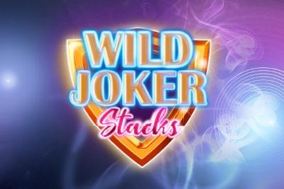 Wild Joker Stacks Slot Logo
