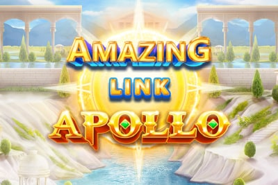 Amazing Link Apollo Slot Logo