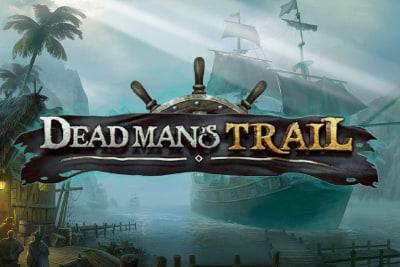 Dead Mans Trail Slot Logo