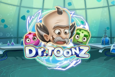 Dr Toonz Slot Logo