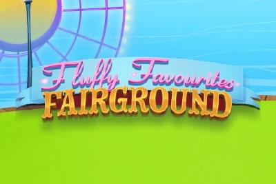 Fluffy Favourites Fairground Slot Logo