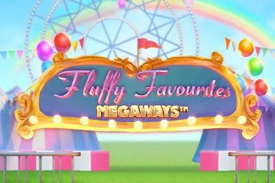 Fluffy Favourites Megaways Slot Logo